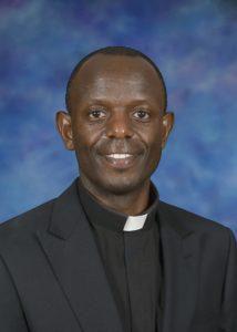 Fr. GIlbert Mashurano