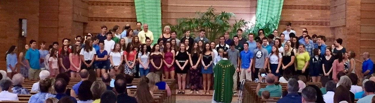 Opening Branches Teen Mass 2017 cropped
