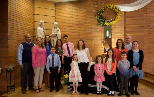 Easter Family Mass