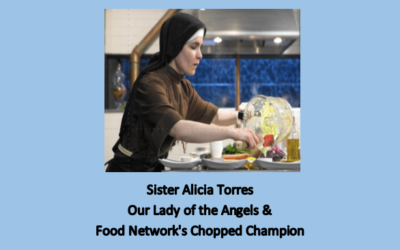 Sr. Alicia Torres Food Network's Chopped Champion