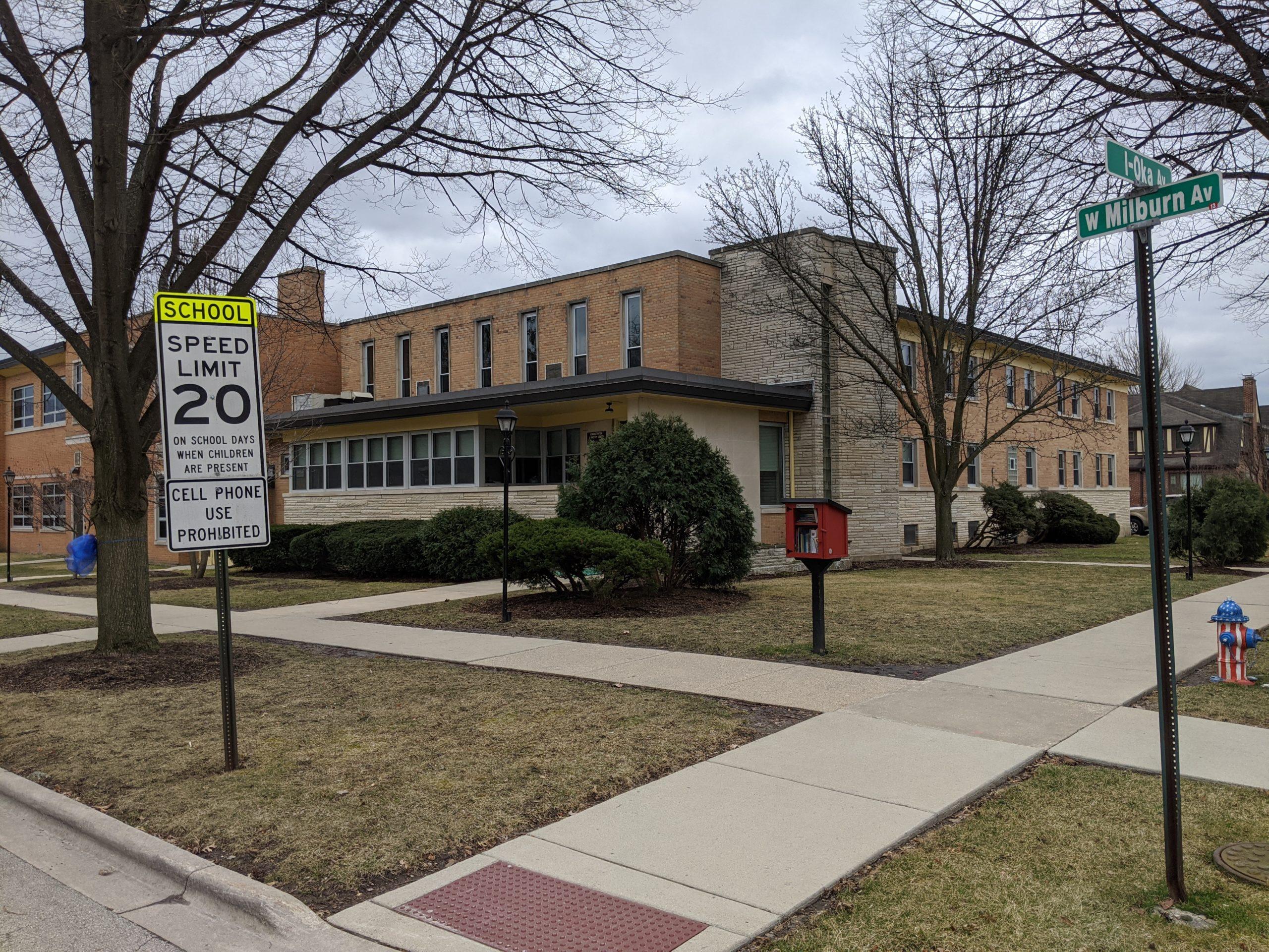 St Raymond Campus