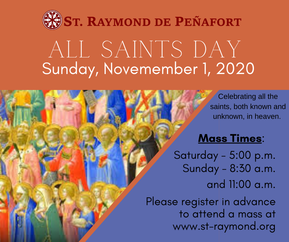 All Saints Day_2020