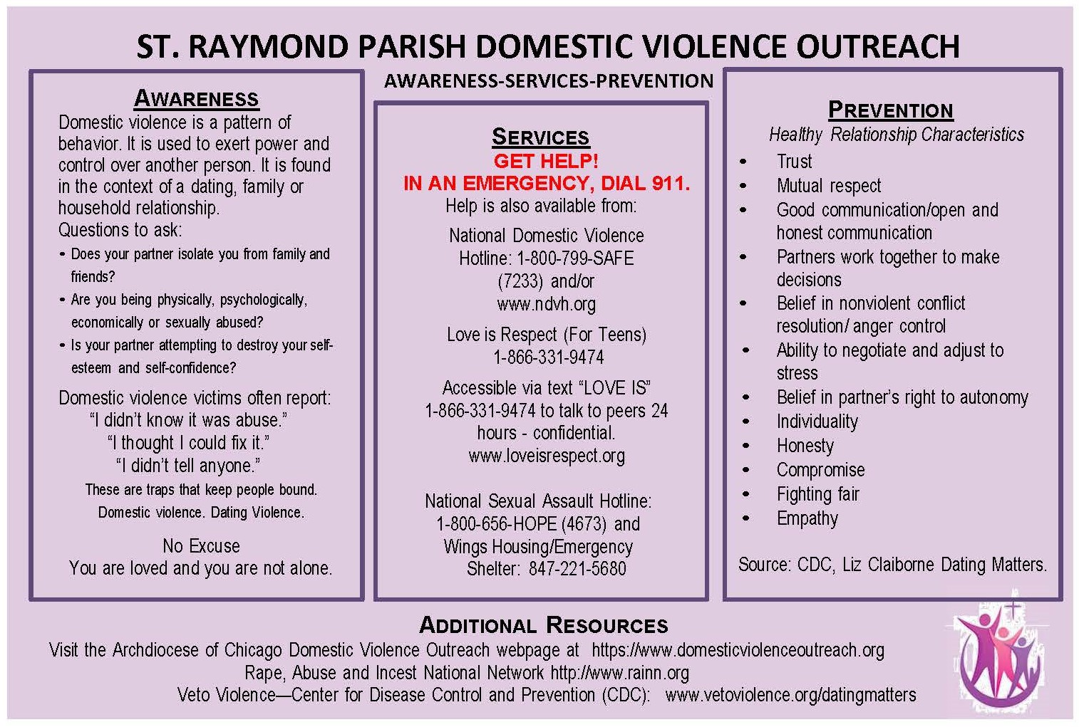 Domestic Violence Ministry
