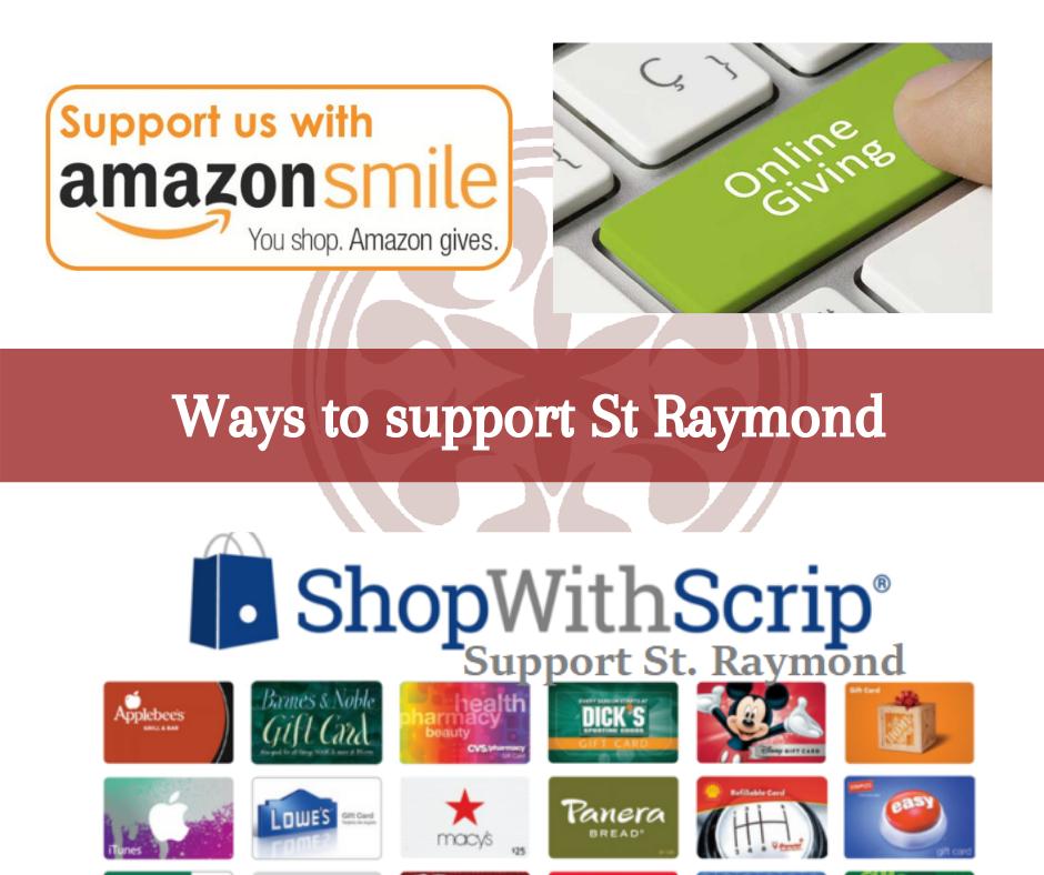Holiday Shopping benefiting St Raymond