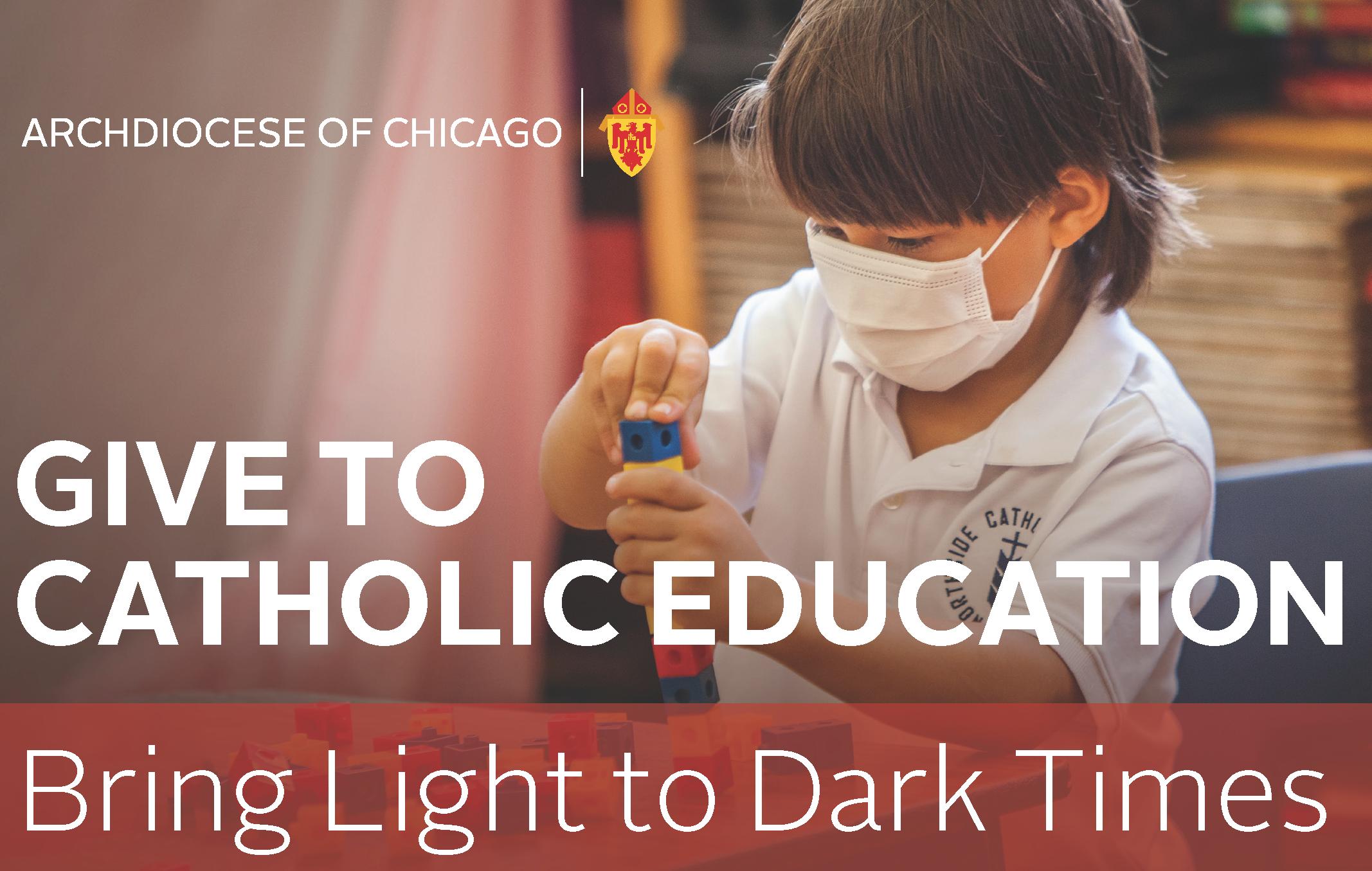 Give to Catholic Education