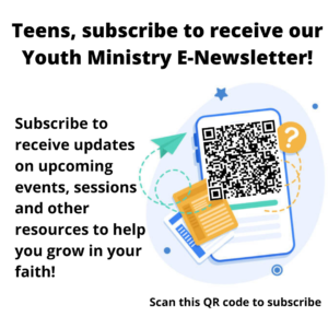 Teen Newsletter