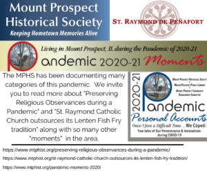 MP Historical Society highlights the growth during Pandemic
