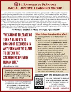 Racial Justice June 2021