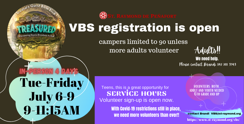VBS is BACK