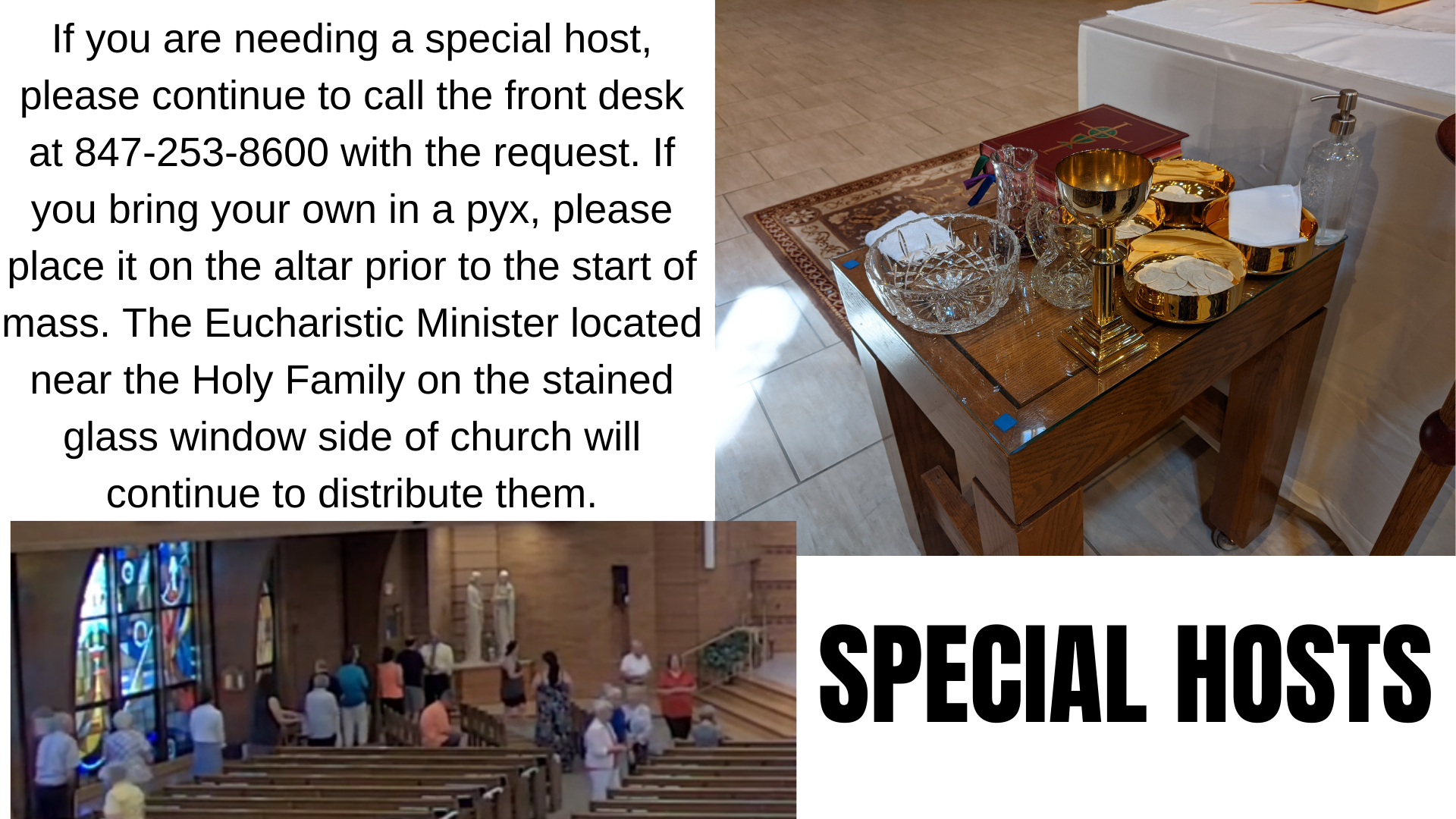 special hosts