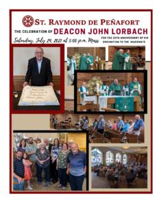 Deacon John Celebration