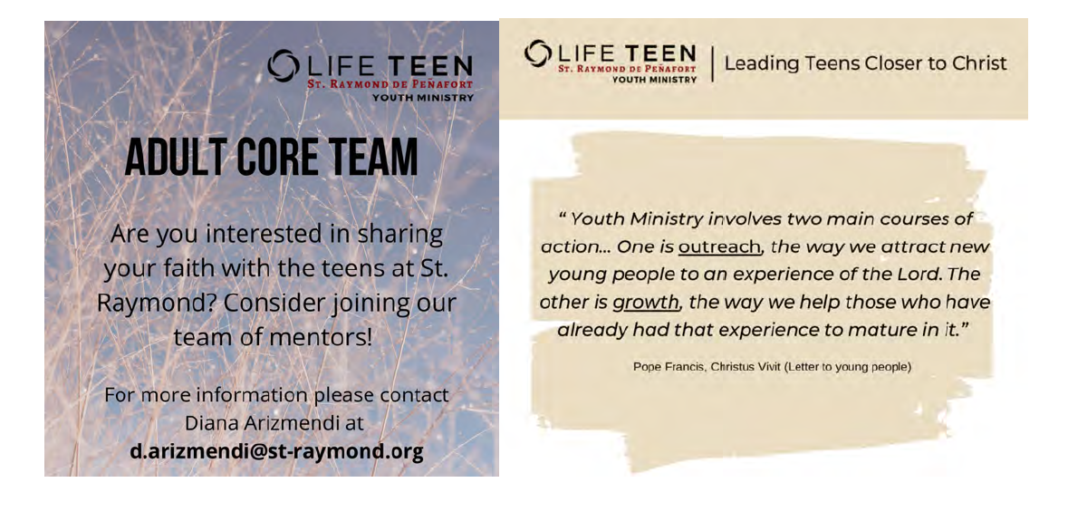 We need mentors for YM