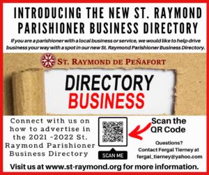 Parishioner Business Directory_2021.22