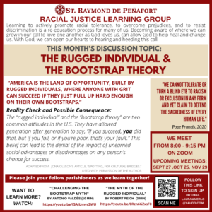 Racial Justice Learning Group