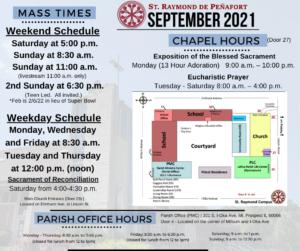 Campus Schedules