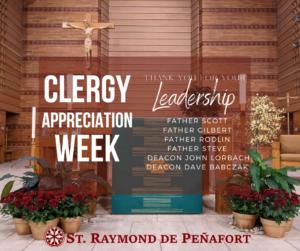 Clergy App Week